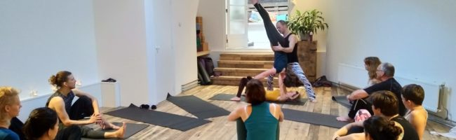 Yoga Workshop Arnhem